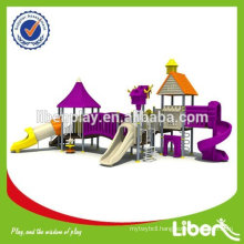 outdoor playground equipment / playground wood / amusment park games equipment
