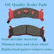 Piezas de automóviles Almohadillas de freno de alta calidad