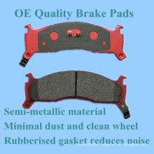 Auto Parts High Quality Brake Pads