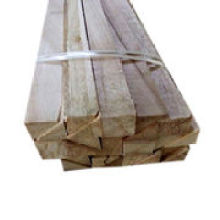 Paulownia Chamfer Wood Strips for Construction