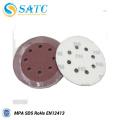 Disco de lixa de polimento de mármore e granito de 100 mm grosso / médio / fino