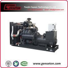 Leistungsstarke konkurrierende Deutz Schalldichte Diesel Generator Set Genset