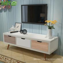 Modern cheap lcd wooden TV stand