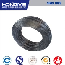 High Carbon Black Custom Car Spring Steel Wire