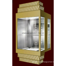 Klassischer Outdoor-Beobachtungs-Panorama-Aufzug