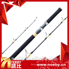 NOEBY High quality carbon FUJI guides & reel seat spinning jigging rod