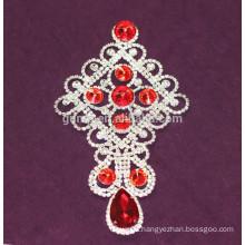 bridal crystal rhinestone applique