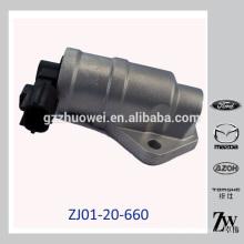 Dernières pièces FOR (D) / MAZDA 3 1.6L BK / BL ZJ01-20-660 Vanne de contrôle de l'air au ralenti