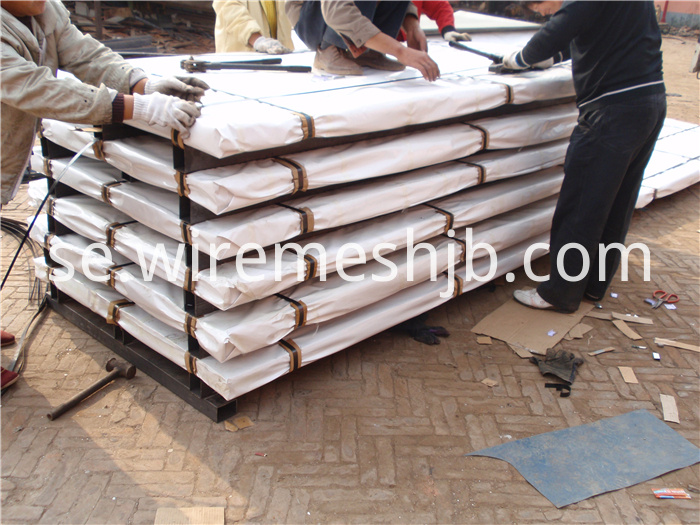 Galvanized Perforted Sheets