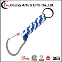 Aluminum Carabiner Snap Hook Keychain for Paracord Key Chain