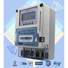 Einphasige IC-Karte Prepaid Energy Meter und Vending System