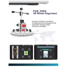 Alinhamento de Rodas 3D Fsd-300S