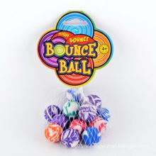 Детский игрушки Красочный прыгающий мяч для продажи (H9428005)