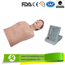 Manequim de Treinamento de CPR do Novo Meio Corpo para uso em Estudo