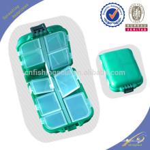 FSBX006-S003 caixa de armazenamento de equipamento de pesca de plástico