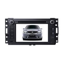 Yessun reproductor de DVD del coche de 6.2 pulgadas para Buick Firstland (TS6651)
