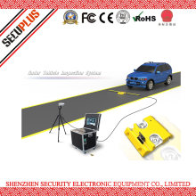 Under Vehicle Inspection Systems for Border Control, Park Security