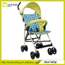 Carrinho de bebê fixo do capella do backrest, o melhor carrinho de bebê, pneu para o carrinho de criança de bebê