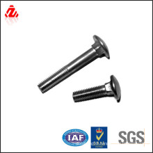 Stainless steel carriage bolt