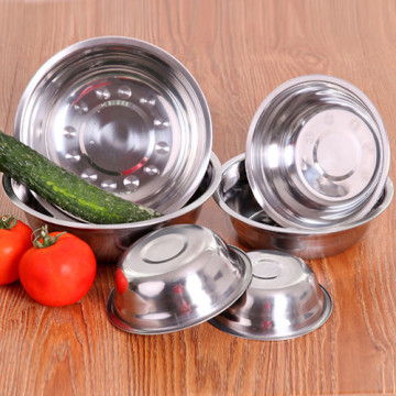 ChaoZhou stainless steel Thicker type Non-magnetic soup pots