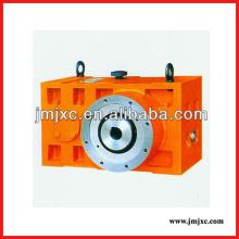 Caja de engranajes de extrusora de tornillo de plástico simple