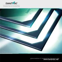 Verre isolant sous vide Landvac utilisé dans le verre de congélateur