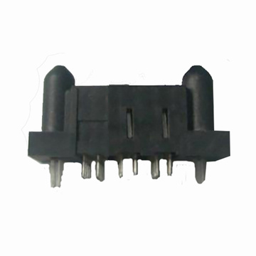6.35MM 2P Power + 8P Signal Female Power Connector
