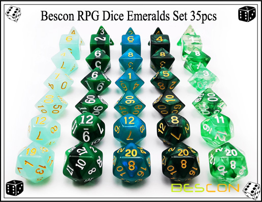 Emeralds Set-5