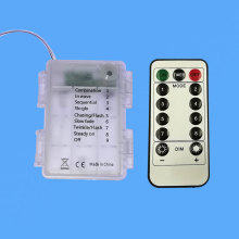 Christmas lights 3AA Battery case With remote