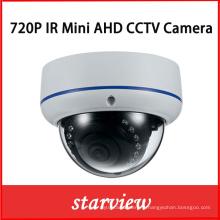"1/4 ""Ov9712 CMOS 720p Ahd IR Mini Dome caméra CCTV"