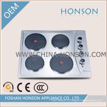 Четыре горелки электрическая плита с хорошим качеством