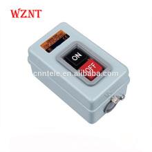 Interrupteur à bouton-poussoir lumineux 30A 3.7kw pour hotte de cuisine