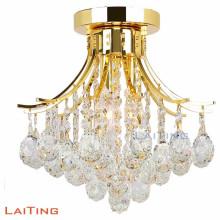 New crystal ceiling lamp handing chandelier led ceiling lamp for home