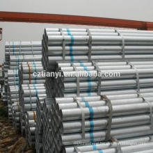 China Professional Manufacturer weight of gi pipe