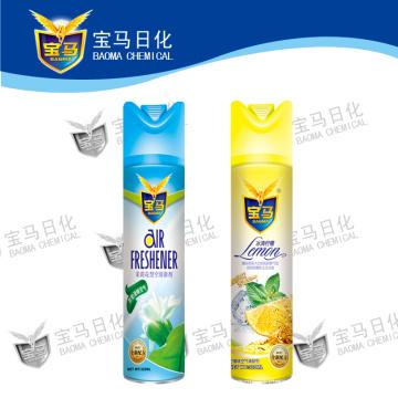 Ambientador con alcohol sabor limón Baoma