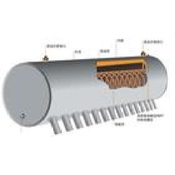 Kupfer-Spulen-Vorwärme-Niederdruck-Solarwarmwasserbereiter (SPHE)