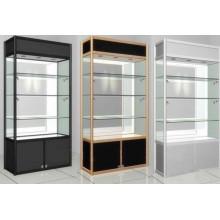 Estante de la esquina del cuarto de baño, estante de cristal, estantes de la ducha para el estante decorativo