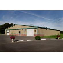 Light Warehouse für vorgefertigte Stahlkonstruktionen (KXD-SSB1414)