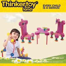 Hot Sale Plastic Educational Building Toy pour enfants