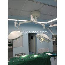 halogen ot lamp with camera system