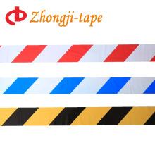 non-adhesive stripe pe warning tape