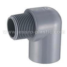 ASTM SCH80-MALE ELBOW