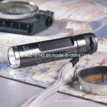 Compacto 1-pilha AA lanterna (tocha) (12-1h0004)