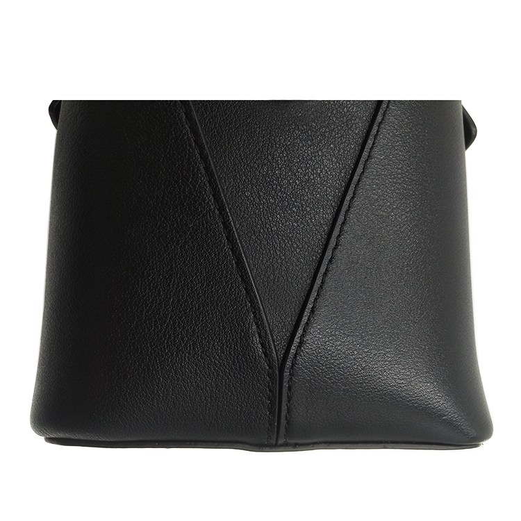 real leather shoulder bag