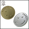 Smiley Face Pin Abzeichen Metall