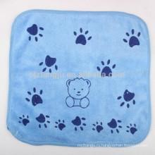 Чистка высокая абсорбциа хлопок махровое полотенце, 100% хлопок ткань, хлопчатобумажная ткань