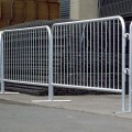 Galvanized Safety Traffic Crowded Control Barriers