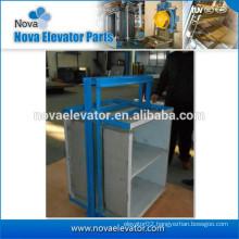 Small Steel Cabin for Dumbwaiter
