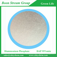 Phosphate de diammonium de haute qualité DAP 99% Tech grade