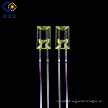 5mm Amber Color Diffused LEDs manufacturer/factory